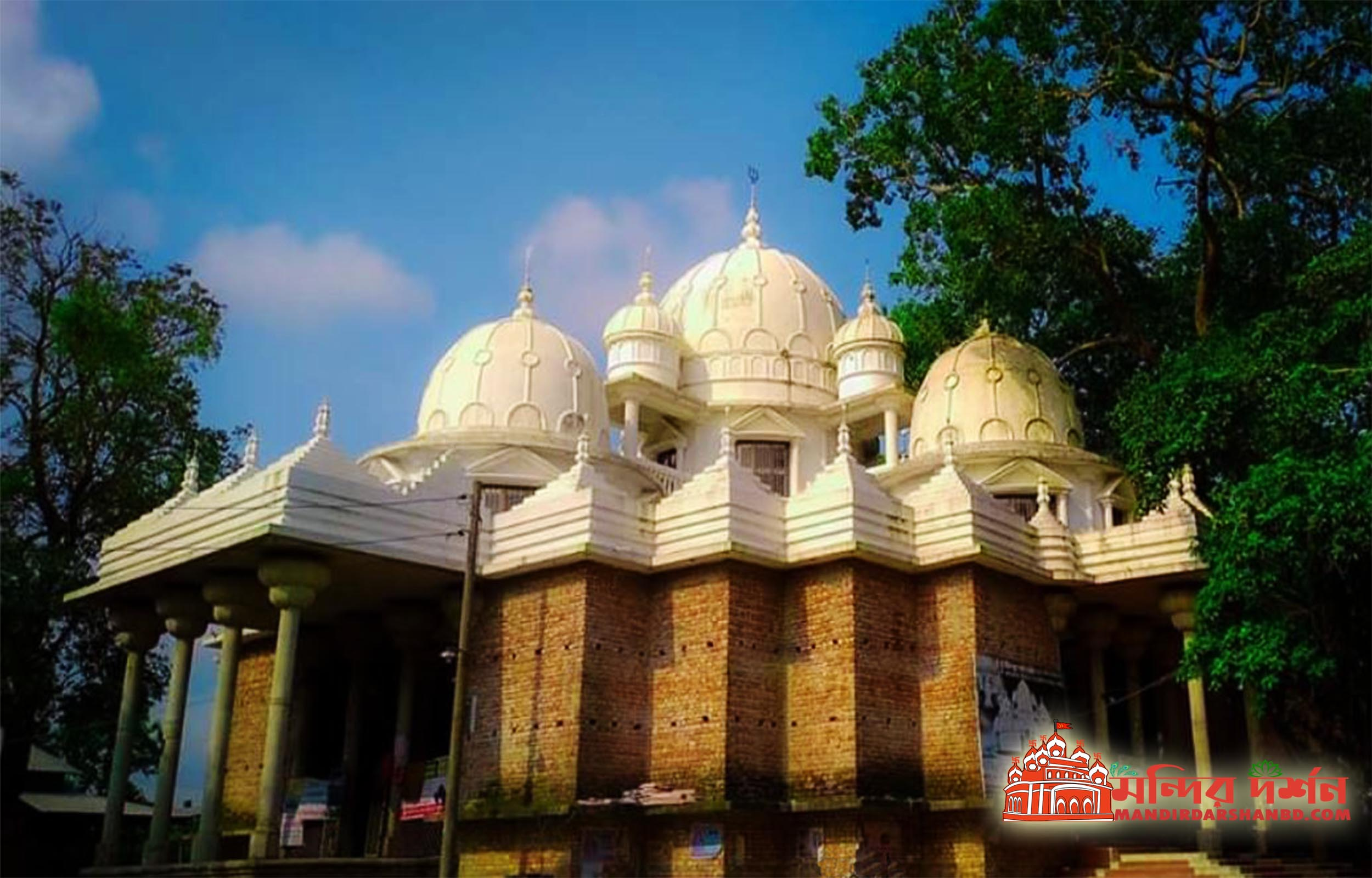 Chinishpur temple