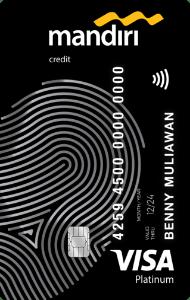 Mandiri Platinum Debit : mandiri, platinum, debit, Promo, Kartu, Kredit, Debit, Mandiri, Olympics