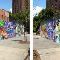 The Bronx's Graffiti Legends TATS CRU By Tiffanee E. Thompson