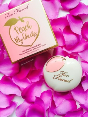 too faced blush