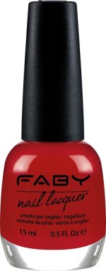 LCF100 - Faby's Red