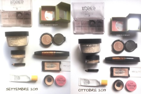 smaltimento makeup