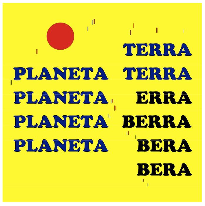 a poesia experimental portuguesa em acto dramático (2/3)