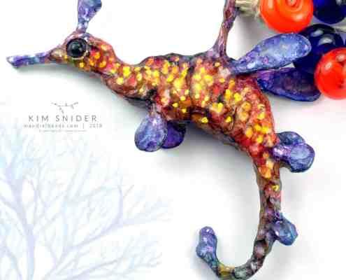 Weedy Sea Dragon : Oceans Collection