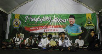 MAN 2 PONOROGO Sembelih Hewan Qurban di Prajegan Sukorejo