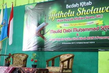 Peringatan Maulid Nabi Muhammad SAW dan Milad MT Ulul Albab