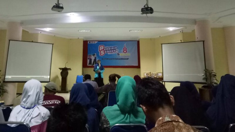 Tim Website MAN 2 Ponorogo Juara 1 Lomba KIE Pendidik Sebaya 2018 UNMUH Ponorogo