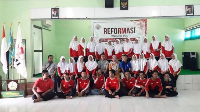 Reformasi PMR WIRA MAN 2 Ponorogo Periode 2018/2019