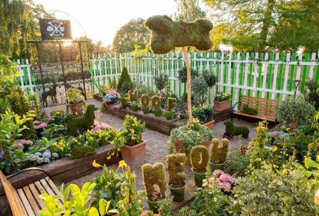 Poisonous Pawtanical Garden