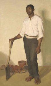 The Black Gardener