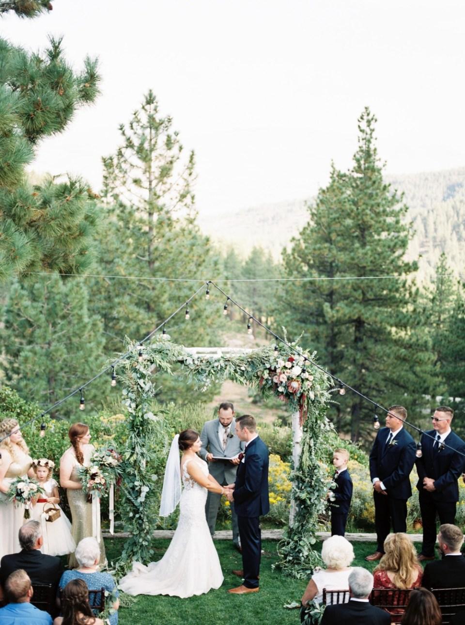 tannenbaum wedding, lake tahoe wedding venue, mountain wedding inspiration tannenbaum