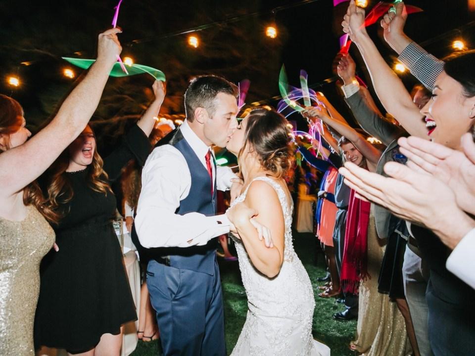 glow stick exit lake tahoe wedding photographer