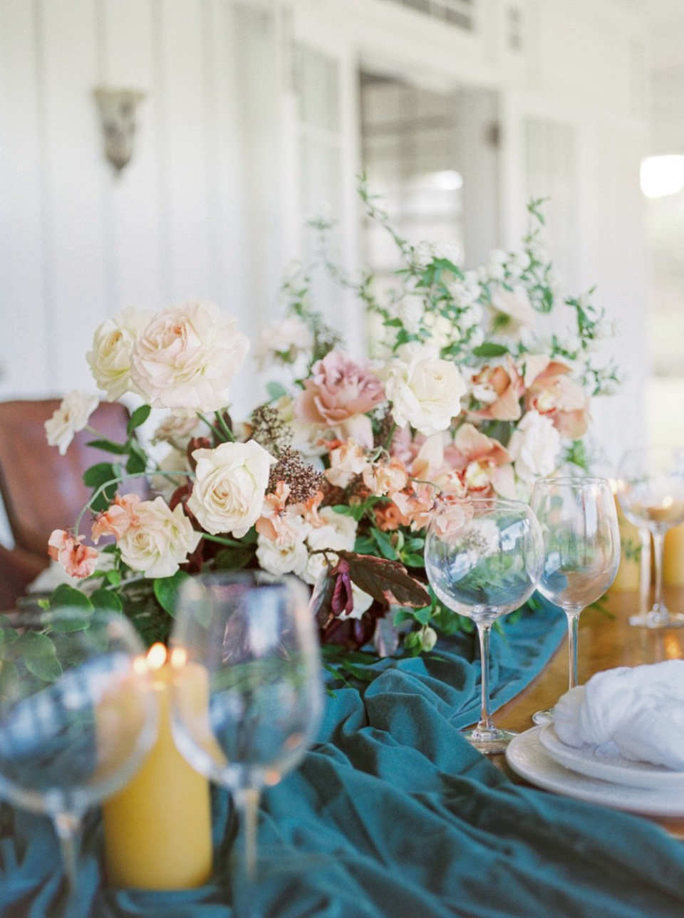 Dillingham Ranch Wedding Decor Inspiration