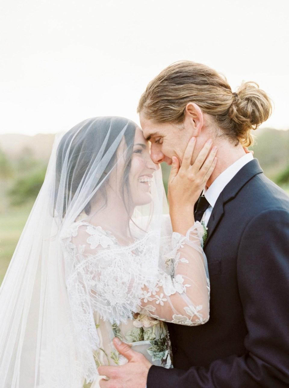 Dillingham Ranch Wedding Carol Hannah Gown
