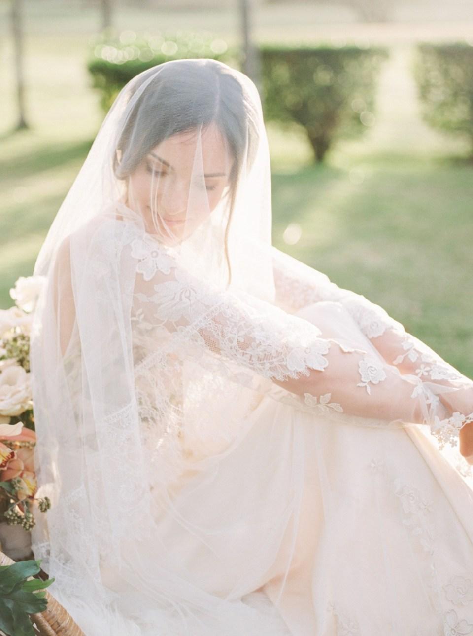 Dillingham Ranch Wedding Photographer Carol Hannah Dress