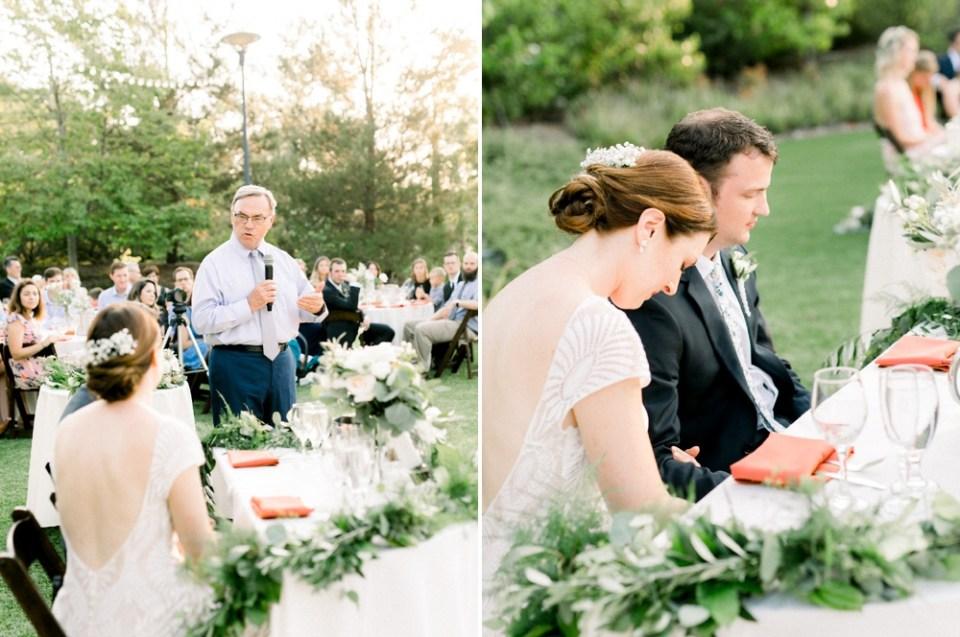 los robles greens wedding prayer