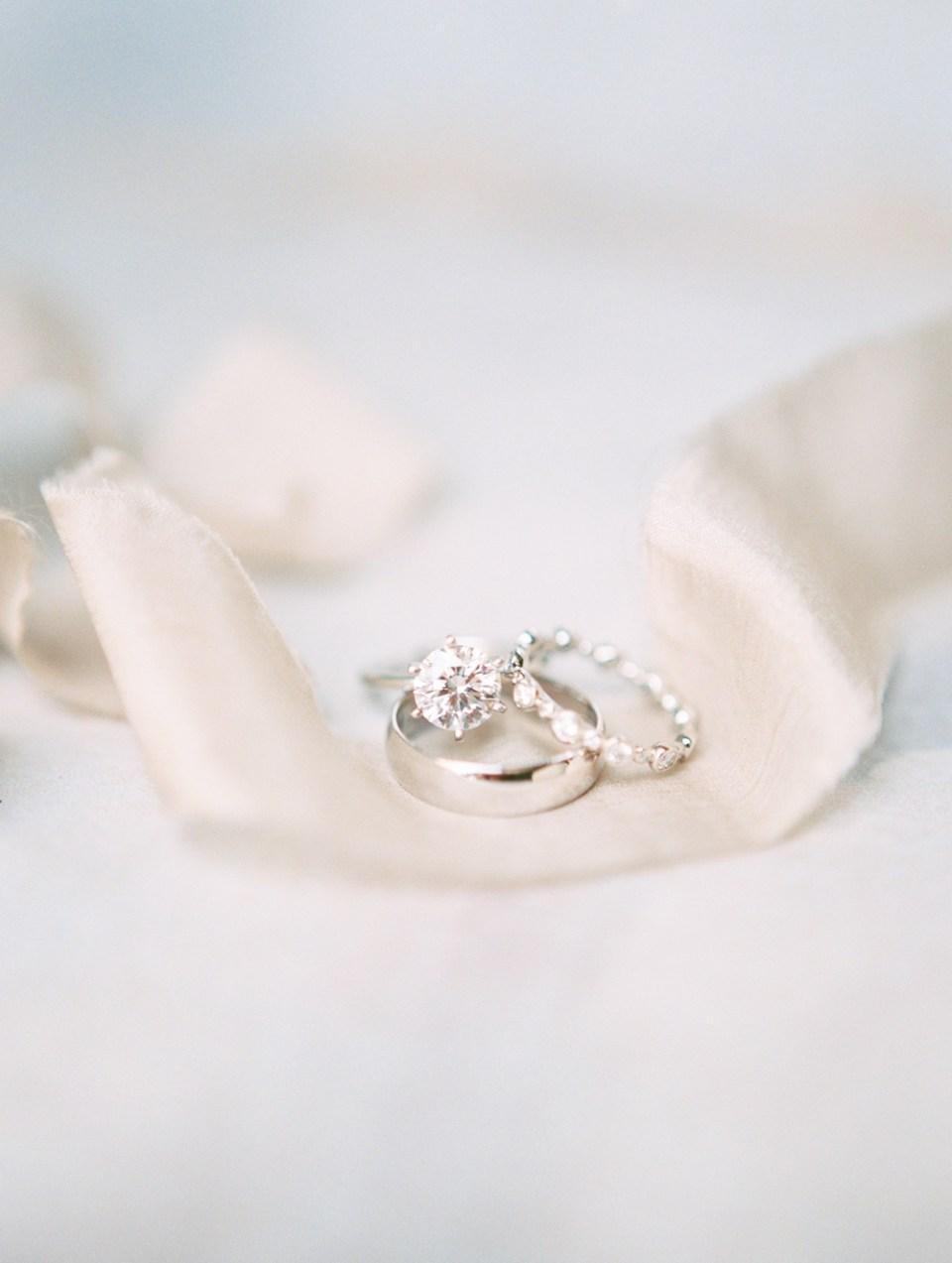 Hilton La Jolla Torrey Pines Wedding Rings