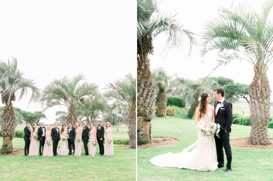 Hilton La Jolla Torrey Pines Wedding