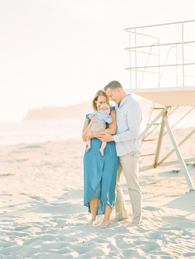 Coronado Family Photographer Beach Photos