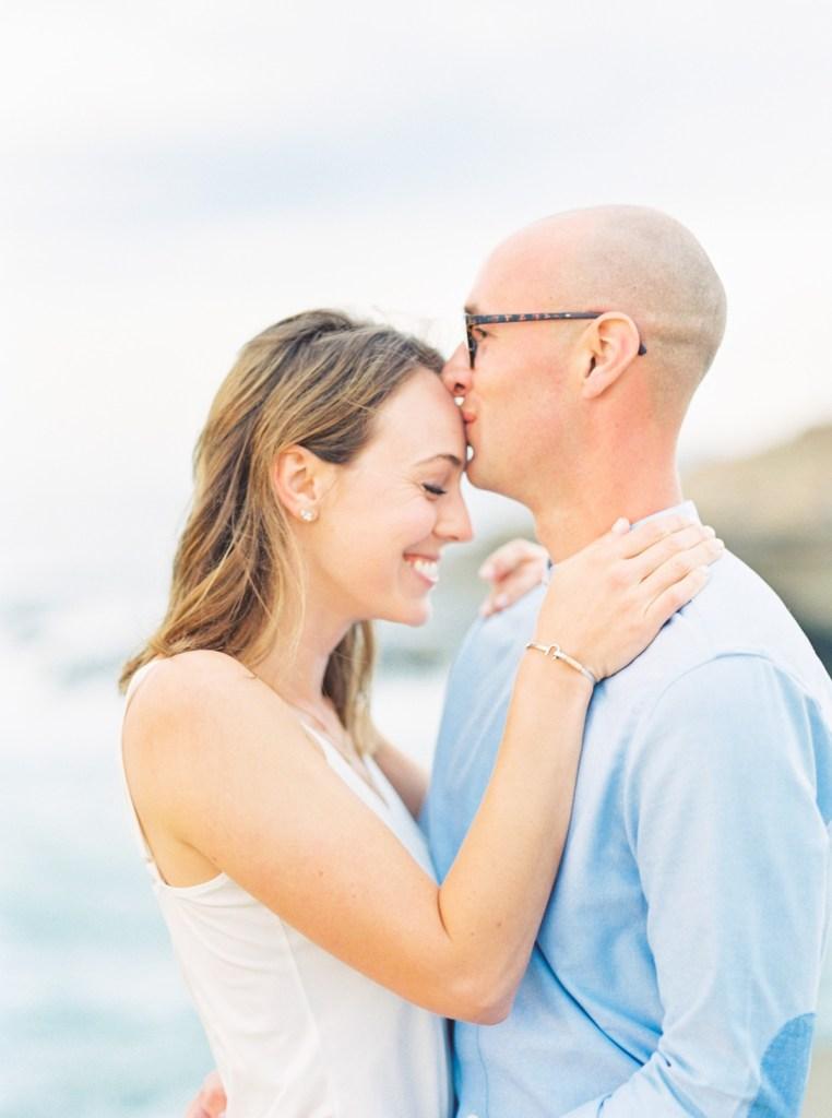 Sunset Cliffs Engagement Photos