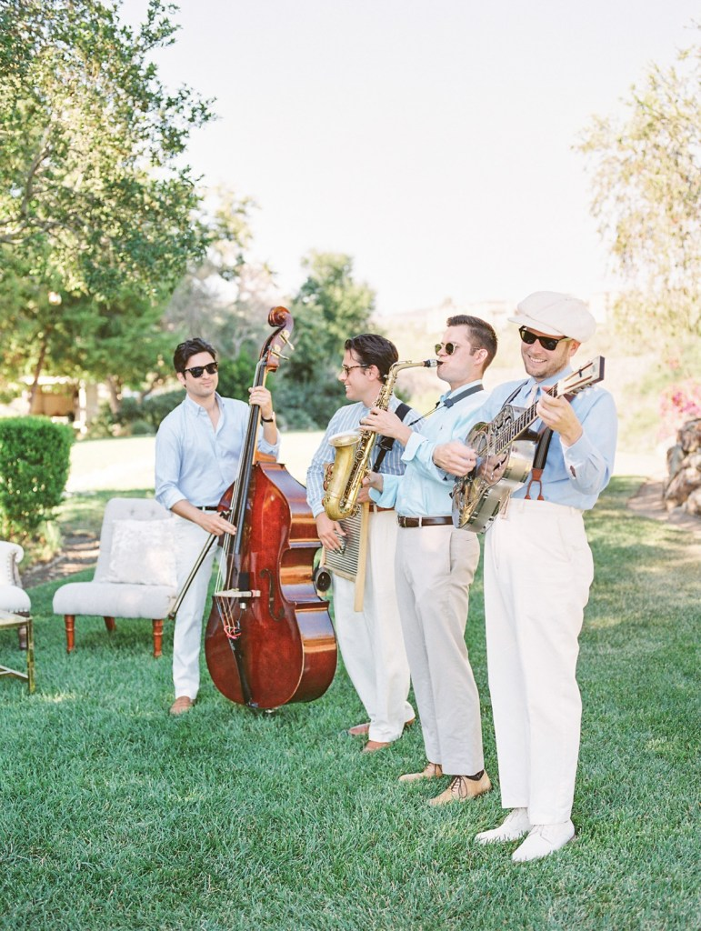 Holly Street Stompers Wedding Band | Ranch House At Del Sur Wedding In San Diego