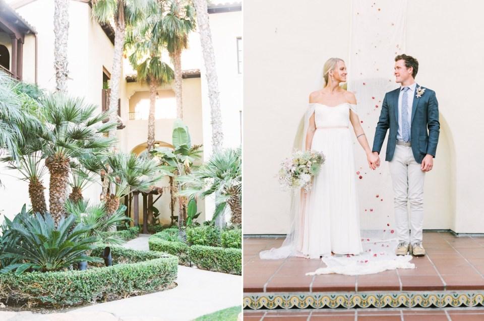 Estancia La Jolla Wedding Venue In San Diego