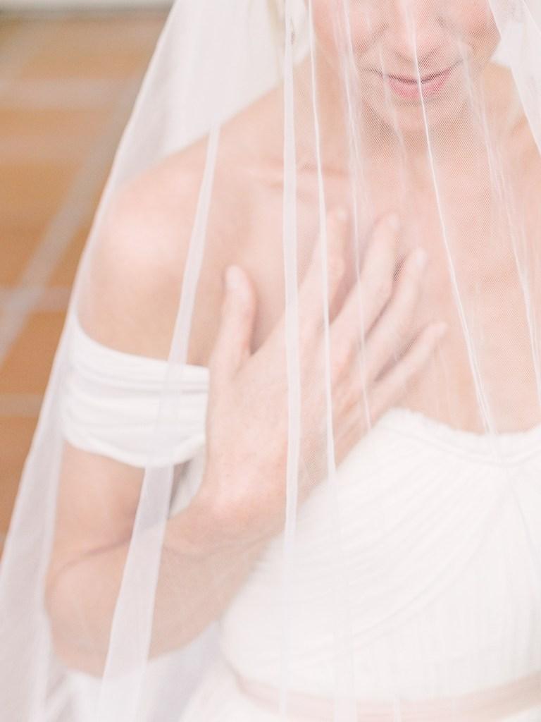 Bride At Estancia La Jolla