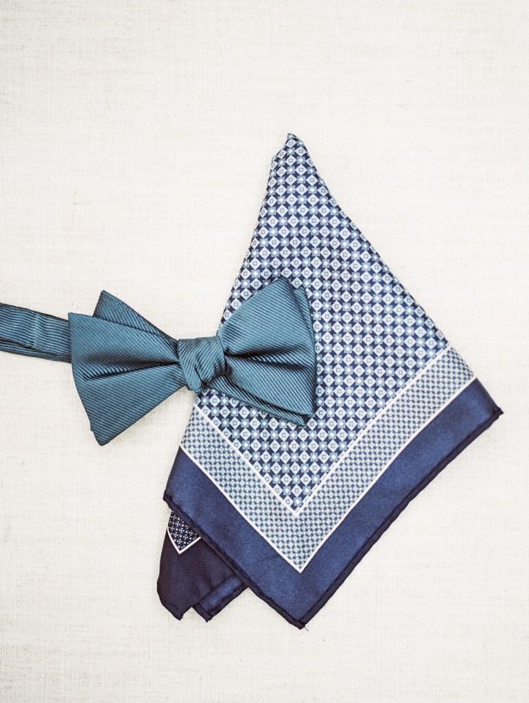 Blue Groomsmen Details