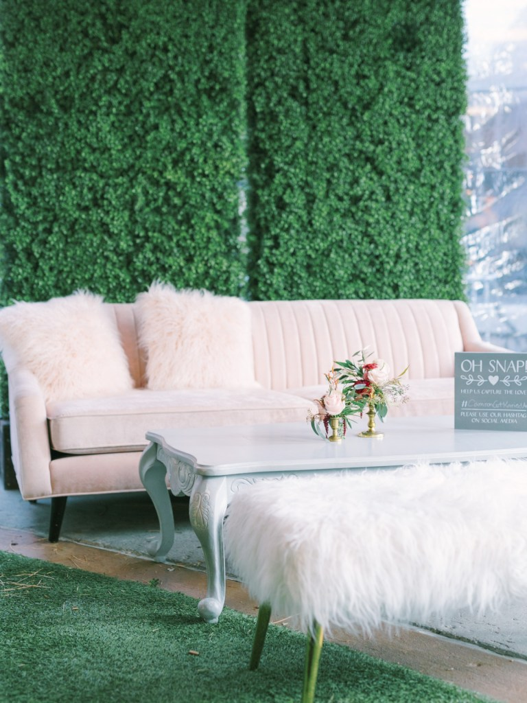 Blush and Dusty Rose Wedding Details At Lake Tahoe Wedding Venue, The Resort At Squaw Creek Wedding