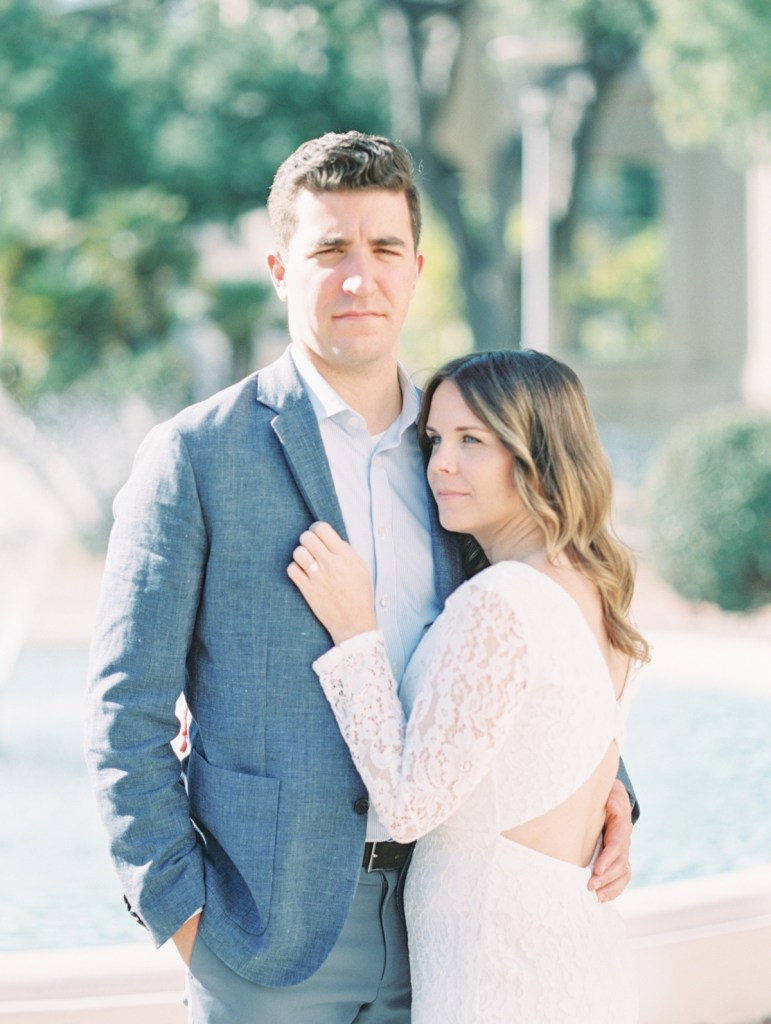Downtown San Diego Courthouse Wedding Shot On Film By Mandy Ford Photography