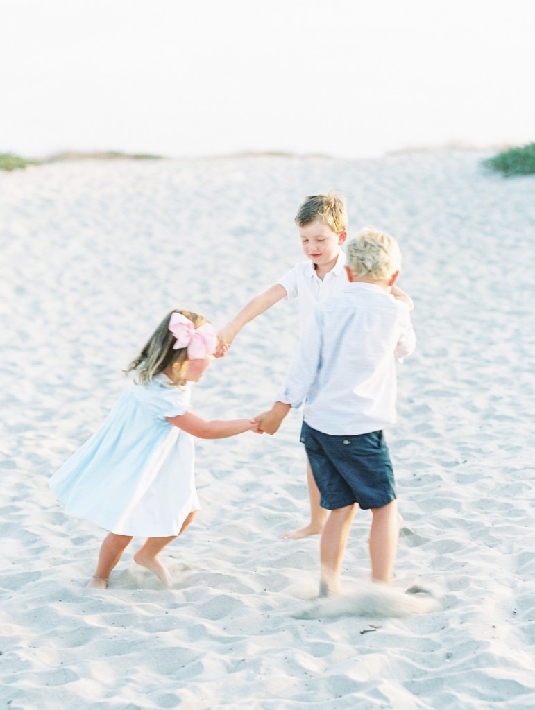 Coronado Vacation Family Photos | shot on film by Mandy Ford Photography