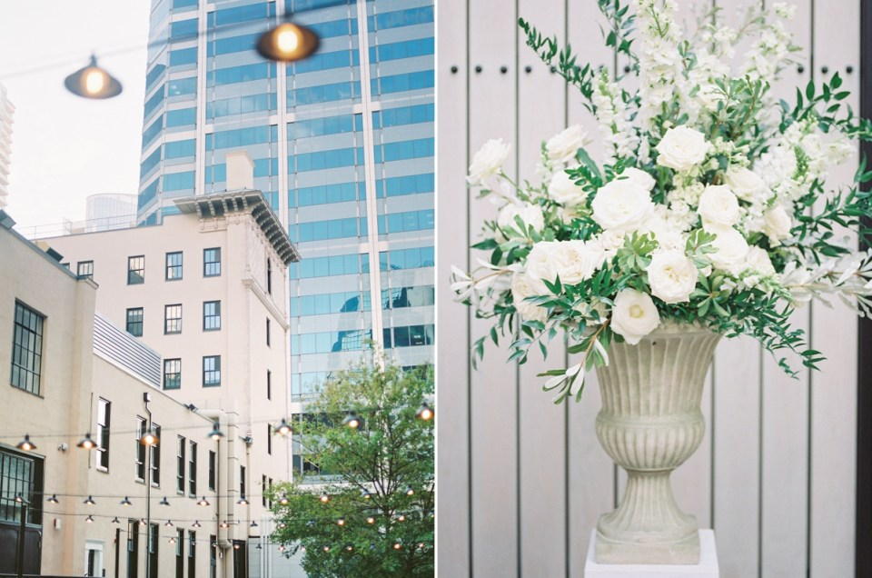The Guild Hotel Wedding In Downtown San Diego | Shot on film by San Diego photographer, Mandy Ford