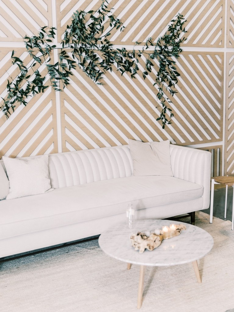 The Lane Wedding Venue In San Diego | Modern Lounge Inspiration