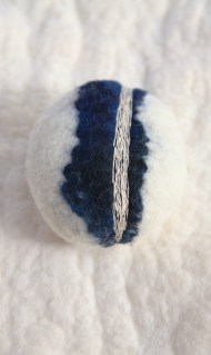 blue long