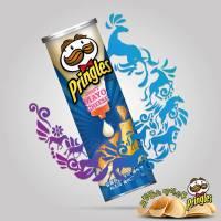 ★韓國Pringles品客薯片試吃報告★
