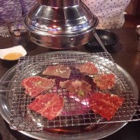 弘大히노케炭火烤肉 ✺ 3人份19500won / 點4人份加送4人份!!