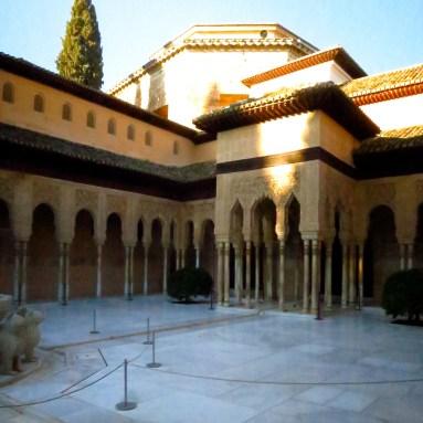 Alhambra, Granada Spain, Copyright Mandy Sinclair