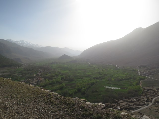Ait Bougmez Valley Morocco Copyright Mandy Sinclair
