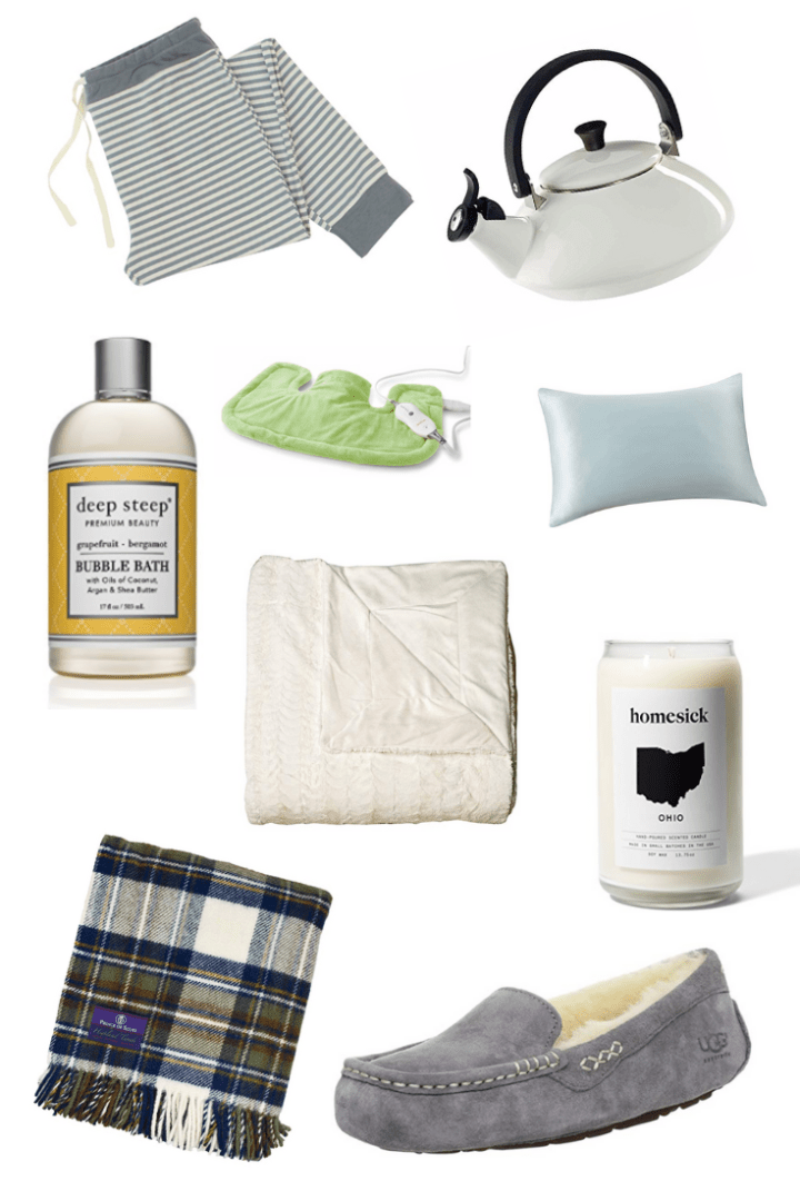 Gift Guide for the Creature of Comfort