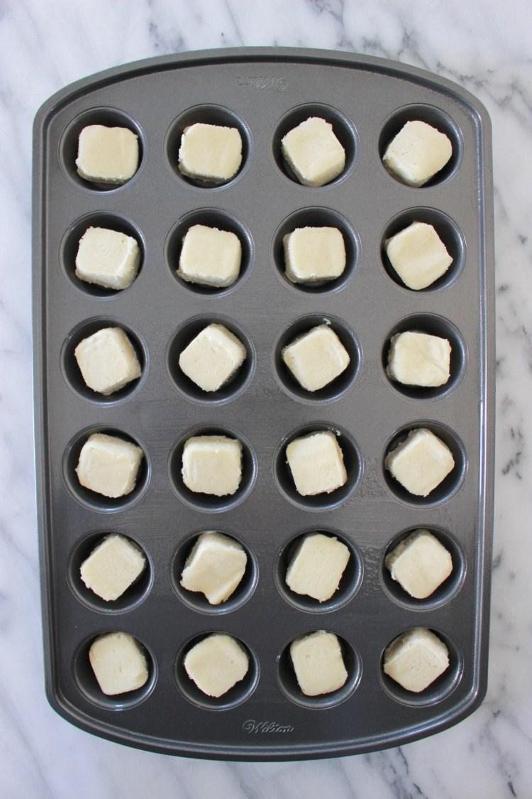 Mini Tarts with Sugar Cookie Crust