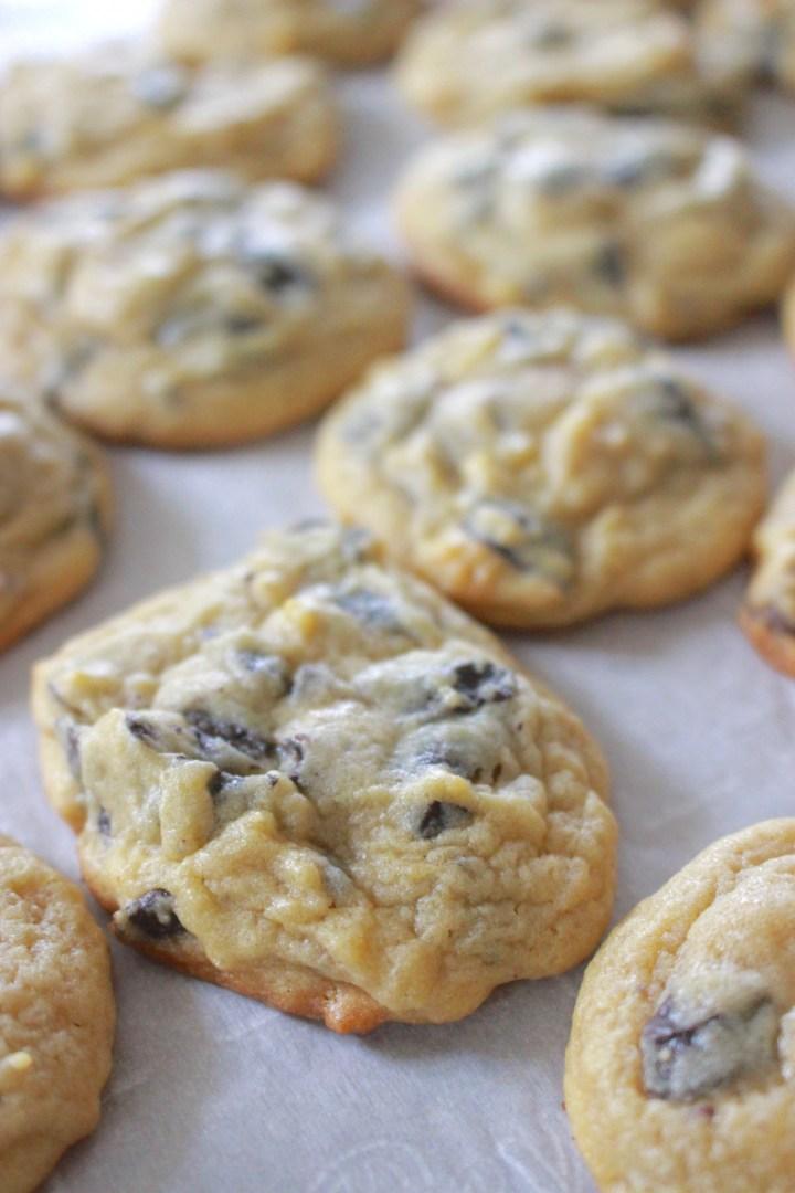 Super Soft Homemade Cookies