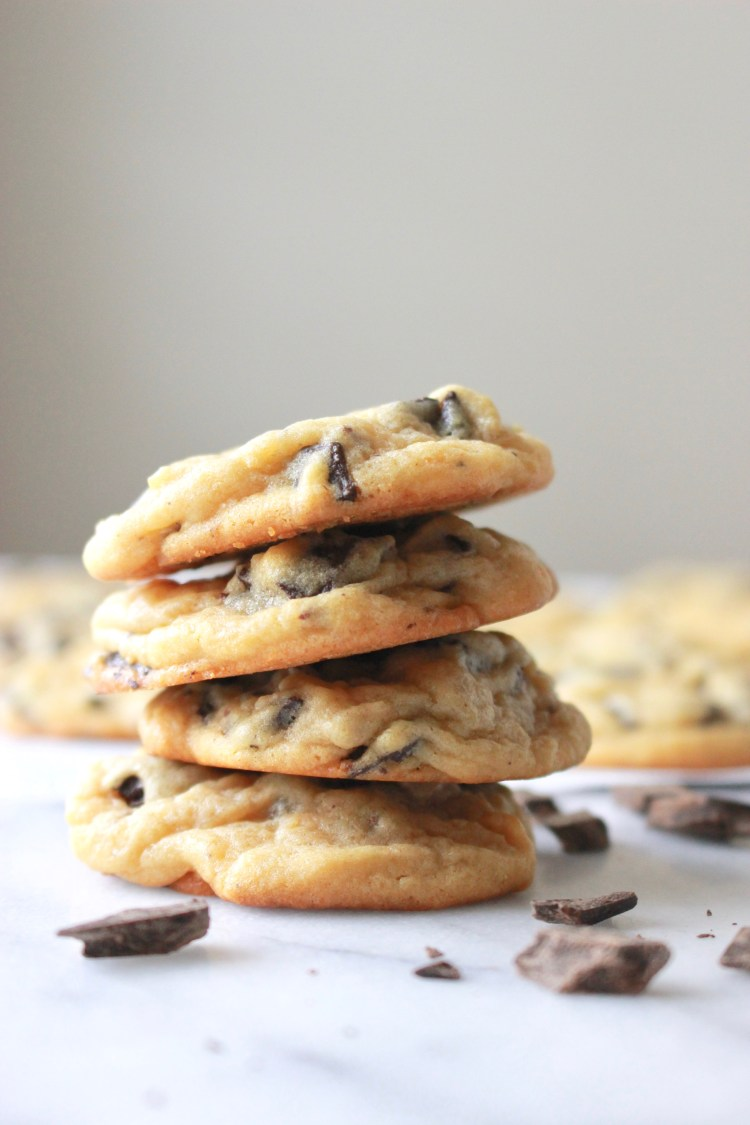 The Softest Chocolate Chip Cookies