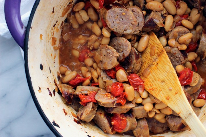 Quick and Easy Cassoulet Recipe