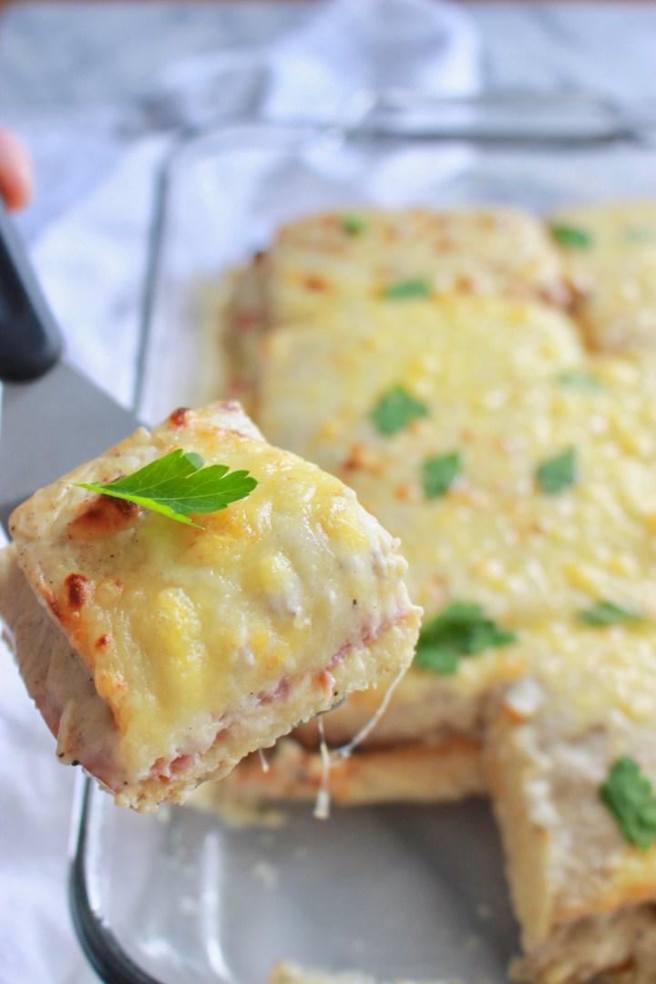Croque Monsieur Casserole