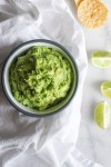 simplified guac recipe