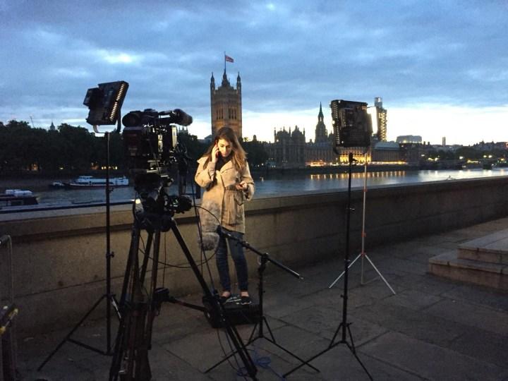 LiveU Broadcast Westminster, London, England