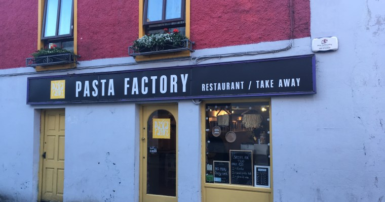 Our favorite places to eat in Ireland