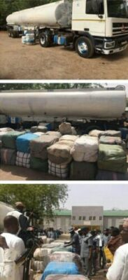 img_20160420_174432 Tanker Filled With Contraband Goods Instead Of Fuel Stopped By Customs Officers (Photos)