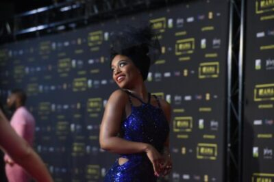 78dfc nomzamo mbatha mtv mama 2016 red carpet photos 042express com 1 - MTV Africa Music Awards 2016 - All The Celebrities Pictures From Red Carpet