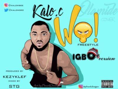 94fbb04f e5fb 48f9 b091 592f7002c93a - New Music: Kalo C - Wo (Igbo Version) (Prod. Kezyklef)